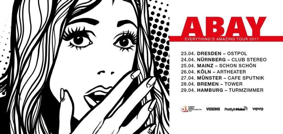Abay Tour 2017