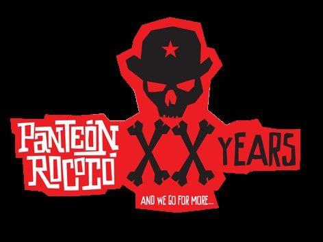 panteon rococo xx years